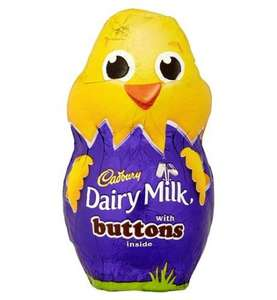 Dairy Milk Chick With Buttons £1.29 instore @ Home Bargains (liverpool)