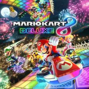 Mario Kart 8 Deluxe Digital Download (Nintendo Switch) - ShopTo - £46.85