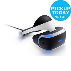 Playstation VR Headset £318.95 delivered (£315 click and collect) @ Argos eBay using code C10ARGOS