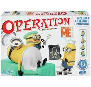 Despicable Me Operation From Hasbro Gaming £11.99 @ Argos