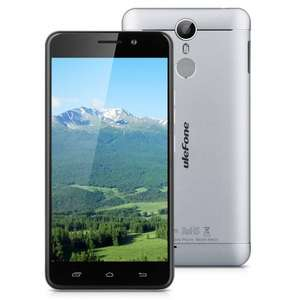 Ulefone Metal 5.0'' HD Unlocked 4G Smartphone Android 6.0 - £77.34 lightning deal - Sold by FUDISI Tech and Fulfilled by Amazon