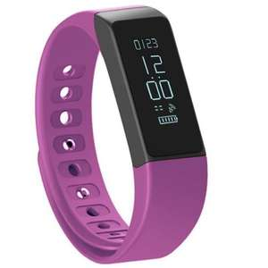 EFOSHM Purple Wireless Activity and Sleep Monitor/Fitness Tracker £13.99 (Prime) / £17.98 non prime - Sold by EFOSHM and Fulfilled by Amazon £13.99