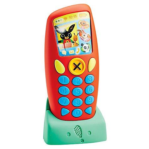 Bing Bunny Bing's Phone £3.00, free C&C @ Toys R Us