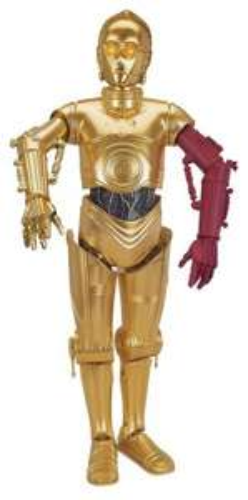 Star Wars: The Force Awakens Interactive C-3PO - £36 using code @  Argos Ebay - FREE P&P