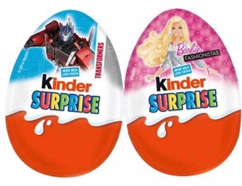 Kinder eggs 2 for £1 at Morrisons instore