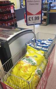 Quavers 24 pack for £1.99 in heron foods