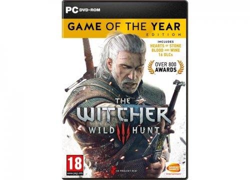 [Steam] The Witcher 3: Wild Hunt - GOTY £17.49 (Less Using CDKeys(£16.89) (Steam)