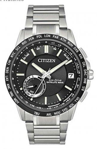 [Amazon] Citizen Eco-Drive CC3005-85E Satellite Wave-World Time GPS Men's Quartz Watch only £399