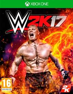 WWE 2K17 Free for 1 Week - XB1