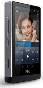 FiiO X7 DAP and DAC Standard Edition. BODY ONLY (Amp MUST be bought Separately) - MP3/MP4 players (MP4, Flash-media, Titanium, USB 2.0, Android, TFT) by FiiO £268.43 @ Amazon
