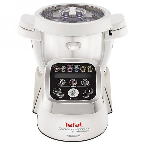 Tefal Cuisine Companion Cooking Food Processor, White £299.95 @  John Lewis