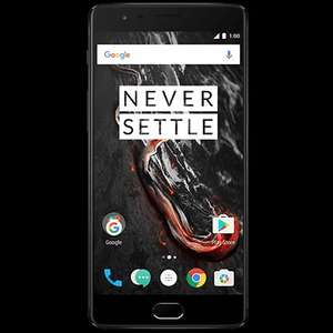Oneplus 3T 128gb midnight black on O2 refresh upfront £384 + £15 to £38pm 24m £744 @ O2