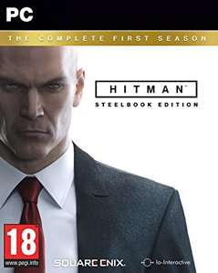 [Physical PC] Hitman: The Complete First Season Steelbook Edition [EN/FR Packaging] £14.95 @ TheGameCollection