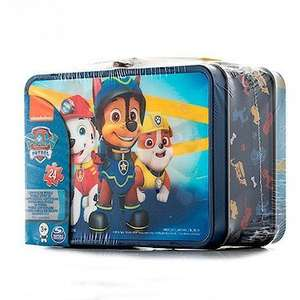 Paw patrol 24 piece puzzle in a tin £2.50 @ the entertainer free c&c over  £10 spend delivery  £3.99 store stock checker available