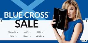 Debenhams Blue Cross Sale now live - up to 70% off + Extra 10% Off with code