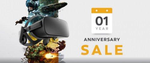 Oculus Rift 1st Anniversary Game Bundle £69.99 @ Oculus