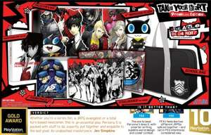 "Back In-Stock! Persona 5 ""Take Your Heart"" Collectors Edition (£77.99 Prime / £79.99 non-Prime) @ Amazon UK"