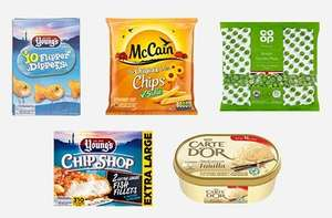 Co op frozen meal deal for £5.00