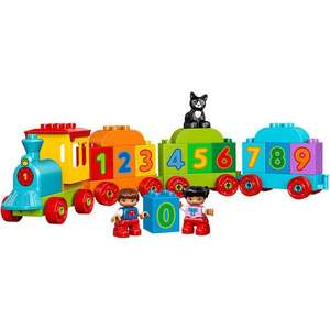 LEGO DUPLO Number Train (10847) £8.99 C+C @ Toys R Us