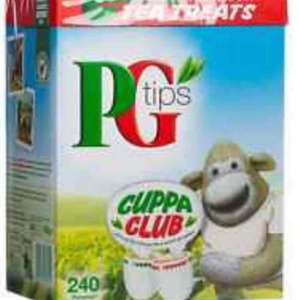 PG tips 240s £2.99 @ Tesco instore
