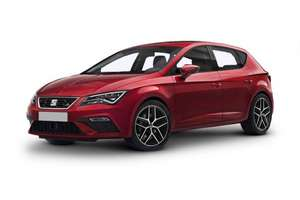 Seat LEON HATCHBACK - Business Lease 2 year term = 3875 / Personal = £4650.23 @ National Vehicle Solutions