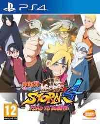 Naruto Shippuden: Ultimate Ninja Storm 4 Road to Boruto (PS4/XB1) £24.99 used @ Grainger games