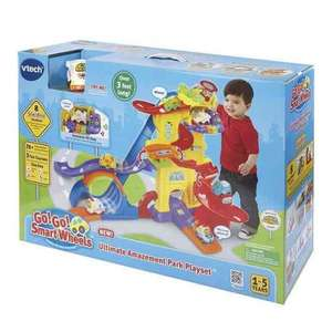 vtech toot toot drivers super tracks Tesco direct free click n collect - £19.72