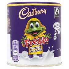 Cadbury Freddo Drinking Chocolate now £1.00 at Tesco