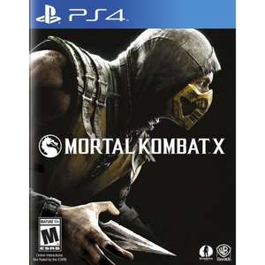 (PS4) Mortal Kombat X  £11.99 - PS Store Deal of the Week