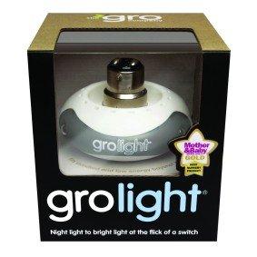 Gro-Light 2-in-1 Night Light and Main Light £12.99 @ Maplin