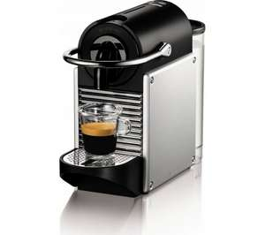 NESPRESSO by Magimix Pixie 11322 Coffee Machine - SAVE £25 plus 3 year guarantee - £64.97 @ Currys
