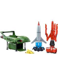 Thunderbirds Are Go Vehicle Super Set £14.99 @ Argos