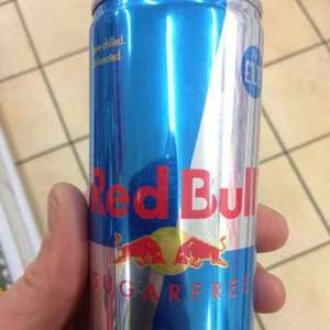 red bull sugar free 2 for £1 instore @ farmfoods