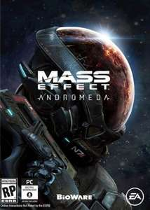 Mass effect Andromeda (PC) £36 @ Gamesdeal