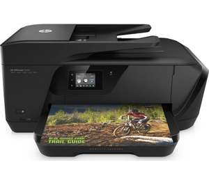 HP Officejet 7510 All-in-One Wireless A3 Inkjet Printer with Fax £74.99 Currys with £20 Cashback