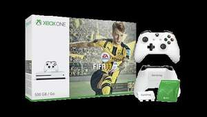 Xbox One S FIFA 17 Bundle  (500gb) + extra controller £219 @ Microsoft Store