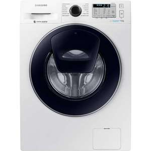 Samsung AddWash WW70K5413UW 7Kg / 1400rpm £449 / £349 after £100 Cashback via Samsung - @  AO - 5 Years Manufacturer Warranty