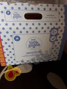 12x80 little angel wipes £1.98 asda instore (Robroytston)