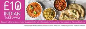 Waitrose - Indian or Italian Meal Deals for £10 back on!