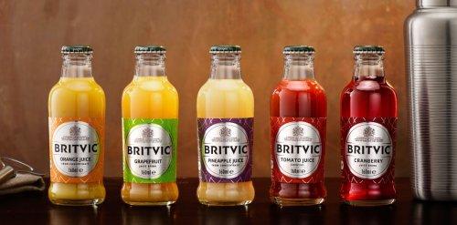 Britvic Mixer Bottles (160 ml) Various Flavours 19p @ Home bargains
