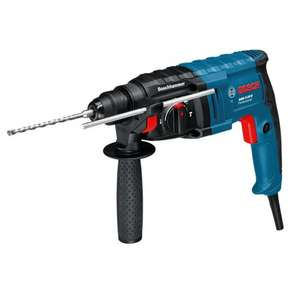 Bosch Professional GBH 2-20 D Corded 240 V Rotary Hammer Drill with SDS Plus £65 @ Amazon