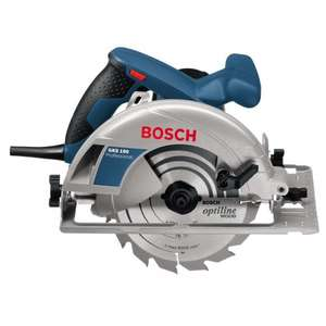 Bosch GKS 190 Professional Hand-Held Circular Saw, 1400 W £75 @ AMAZON
