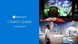 Get Windows 10 Creators Update - brand new - even if you forgot to update from Windows 7 or 8 - still free for all