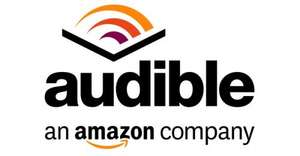 Audible 3 Credits for £18 - 25% off normally £24