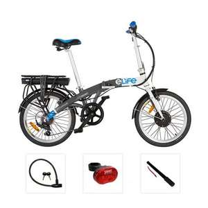 Electric Folding Bike £534.99 @ Idealworld  (4 payments of £133.75 available)