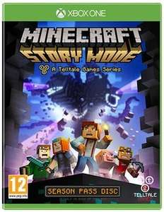 Minecraft: Story Mode (XO) £9.99 Delivered @ GAME
