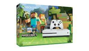 Xbox One S 500GB Minecraft Bundle & Forza Horizon 3 £189.99 Delivered (Using Code) @ Tesco Direct