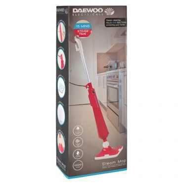 Daewoo steam mop red just £5 @ poundland