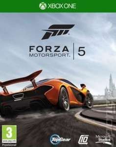 Forza Motorsport 5 preowned (XBox) £8.23 @ Musicmagpie