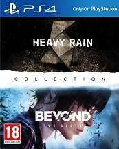 Heavy Rain and Beyond Two Souls Collection Sony PS4 (Like New) £12.89 Delivered @ Boomerang